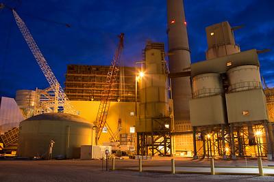 APi Construction - Edgewater Power Plant