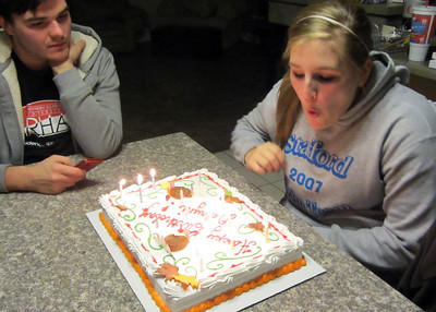 Delayni's 15th Birthday