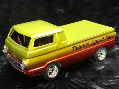 Timmie's Speed Shop