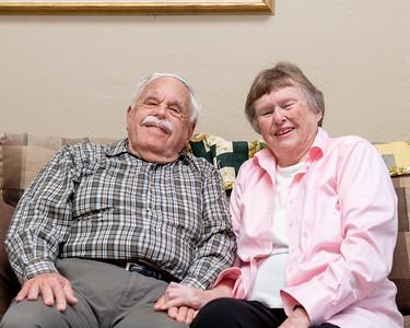 Anne and David Scott