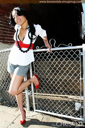 Christina's Shoot : :Spring 2007