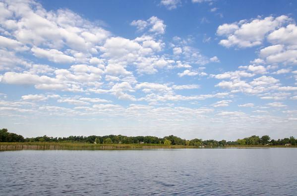 Cass Lake Sept 16th 2012