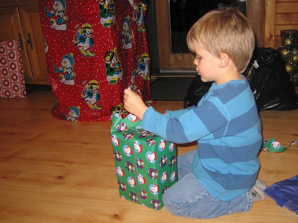 Christmas in South Dakota - 2009