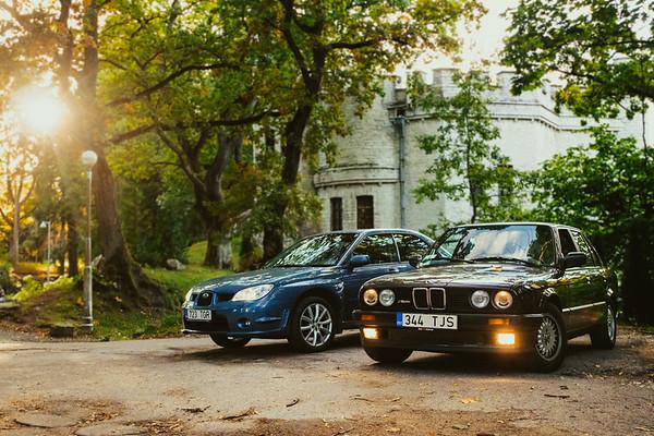 Taneli autod @Tallinn