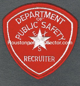 TX DPS Recruiter