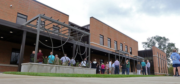 Hadley Junior High open house