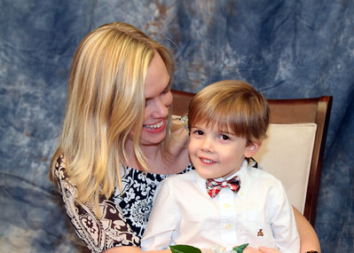 A Knight with Mom - Formal Portraits