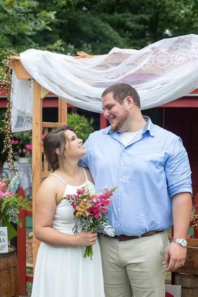 MRA Wedding: Emily + Brett