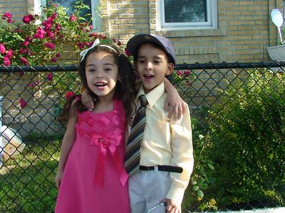 2008 - Mia & Erics Pre-K Graduation