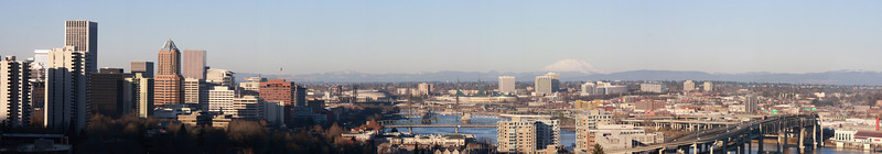 Portland Panoramics