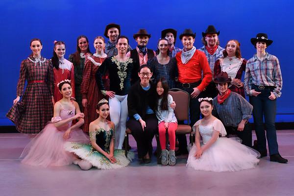 Classical Divertissements Cast & Winners