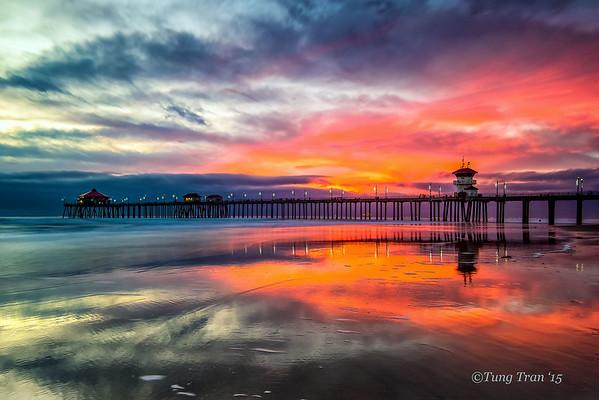 Huntington Beach Pier 12-09-2015`