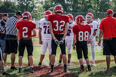 Yorkville Freshman vs West Aurora 082617