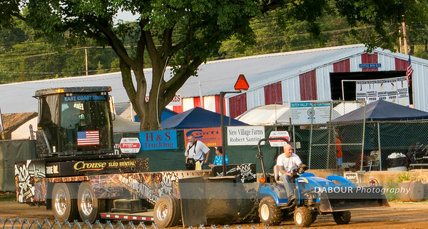 Tractor Pull 2014