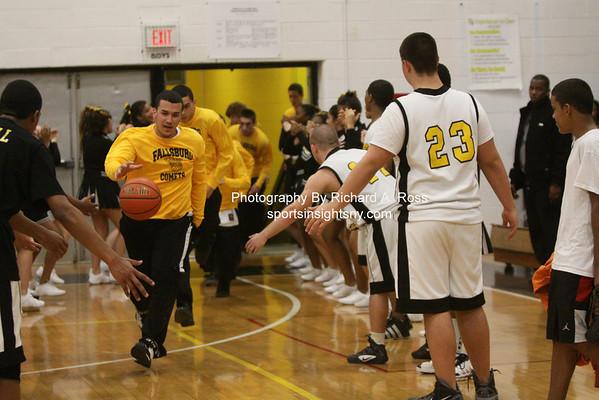 Fallsburg vs. Tri-Valley Boys Basketball