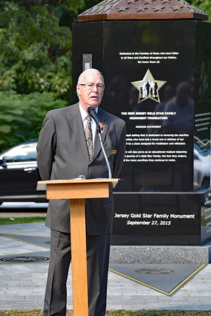 POW-MIA, Gold Star Mothers Recognition Ceremony - 2016