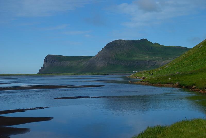 Horn, Ystidalur, Miðfell, Svaðaskarð og Miðdalur.