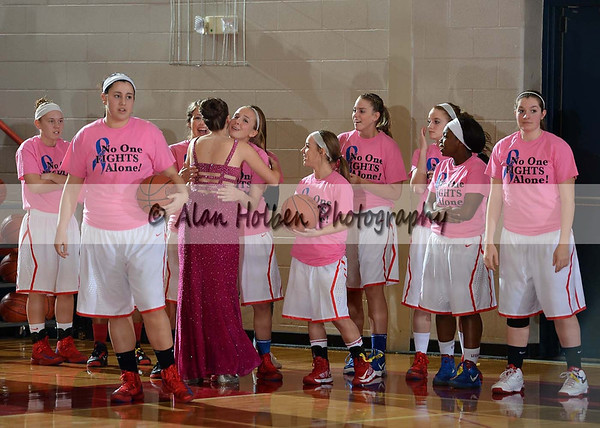 Girls varsity basketball Charlotte at Mason