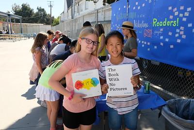 Valentine Elementary Read-A-Thon Raises $24K