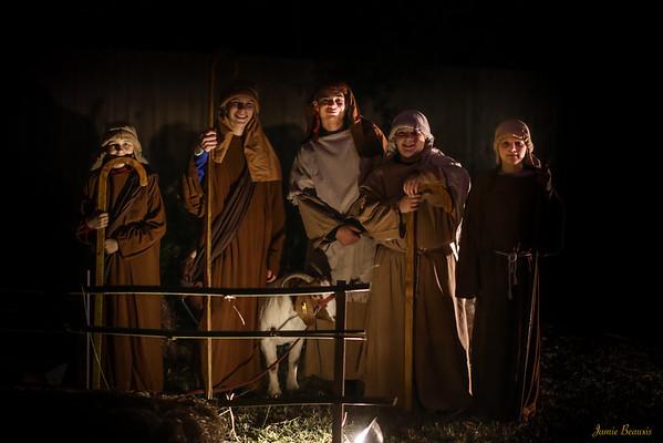 The Grove Live Nativity 2016