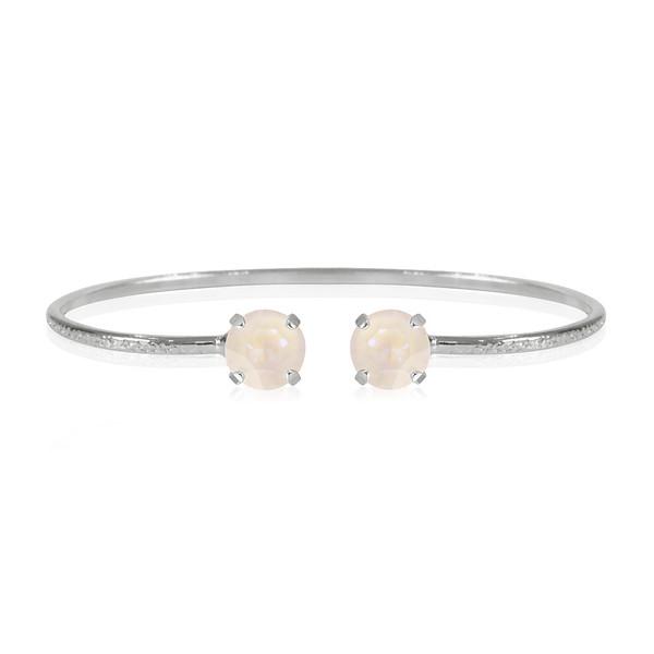 Classic Petite Bracelet / Light DeLite Rhodium
