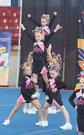 Cheerleading Competiton--1-26-2013 Dorton Arena