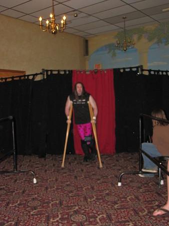 Northeast Championship Wrestling Payback 2010  June 11th, 2010