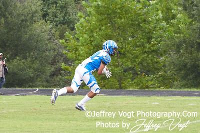 9-14-2018 Magruder HS vs James H.  Blake HS Varsity Football at Magruder HS, Photos by Jeffrey Vogt Photography