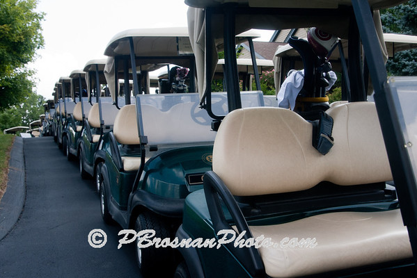 The Clocker Club 2011 Golf