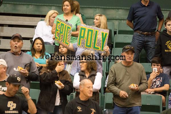 Cal Poly vs. UCI - 01/31/2015