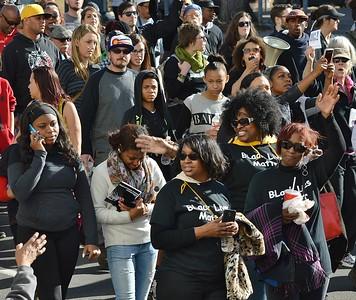 MLK Day 2015 March & Rally-Denver