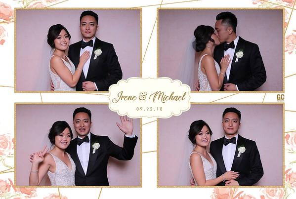 9-22-2018 Irene & Michael