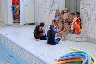 2011-08-25 Första gången på simskolan