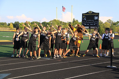 2012 Centerville MS Cross Country