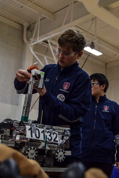 2019 Robotics Competition