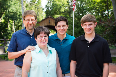 Gajowski Family 2017