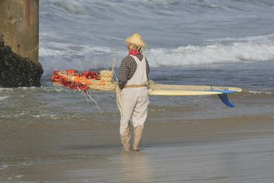 Scare N Tear Surf Contest Manhattan Bch