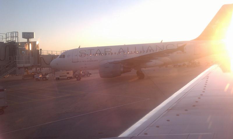 off to Atlanta