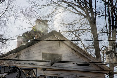 Dwelling fire, 51 Whitfield St. Guilford, CT 04/03/21