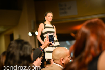 Walk This Way Fashion Show 2014
