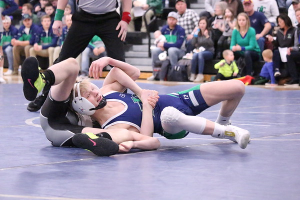 DCL Wrestling Advances to State Tournament