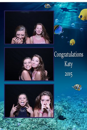 Katy's Graduation Party 2015
