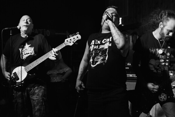 Worm Suicide at Black Sparrow 7-20-2019