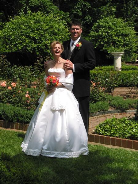Melcher Wedding