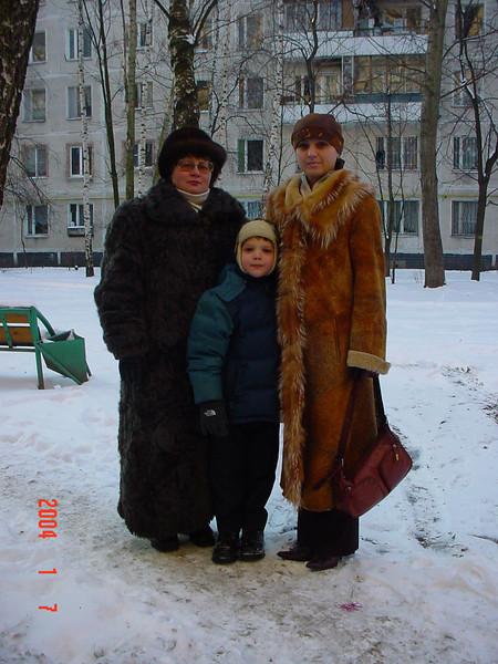 2004-01-07 Ёлка в Доме Союзов