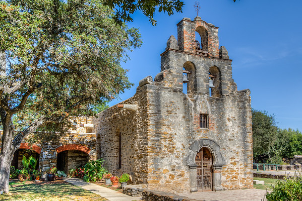 San Antonio Missions - Tue, Aug 11, 2015