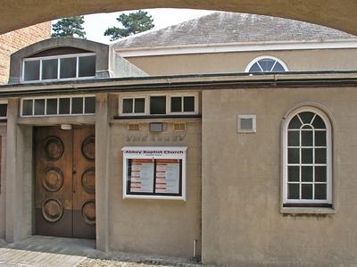 Abbey Baptist Church, Checker Walk, Abingdon, OX14 3JB