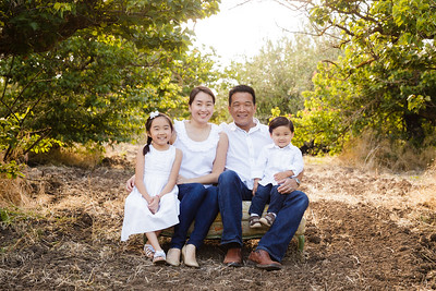 Chien Family Spring 2016 Mini-Session
