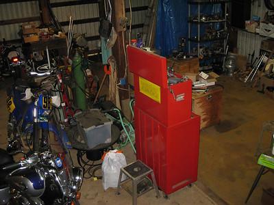 LC Garage ~ The Shop