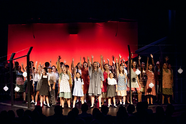 LA Opera - Opera Camp 2014